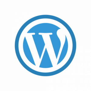 un serveur wordpress